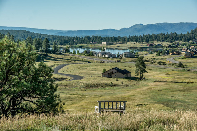 10 acres of Residential Land / Undeveloped Land for auction. Guest Lodge X Santino Place, Pagosa Springs, CO