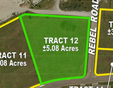 ±5.08 ACRES CORDOVA INDUSTRIAL PARK