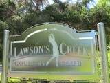 SOLD PRIOR TO AUCTION: Lawson's Creek Country Club
