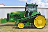 VERY CLEAN, LOW HOURED FARM RETIREMENT AUCTION FOR CHARLES & MARY FREDRICKSON