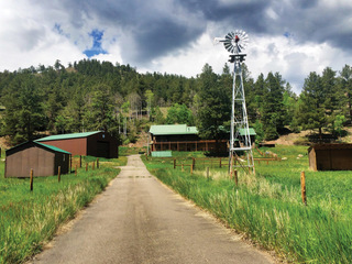 3,533± Cabin on 60± Acres – Lake City CO