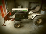 MOWERS--TOOLS--FURNITURE--COLLECTIBLES--CAR