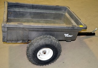 Rubbermaid Trail Tracker Wagon