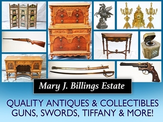 Public Admin Online Only Personal Property Auction Billings  Estate | Liberty MO