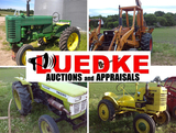Luedke Auctions: 3 Estates of Machinery, Tools & Consignments