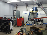 3/6 The Race Shop Engine & Chassis Fabrication Shop