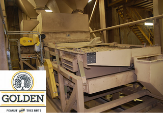 Internet Bidding Only Auction- Surplus Equipment from Golden Peanut