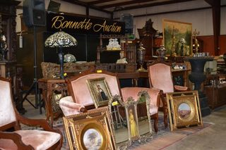 ANTIQUES, HIGH END FURNISHINGS, AND DECORATOR ITEMS FOR SALE AT AUCTION