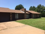 7/16 VERY NICE BRICK HOME W/JUST UNDER ACRE