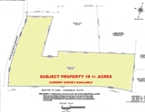 18+/- ACRES FOR SALE BY CURRENT PLAT