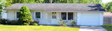 3BR Ranch Home Large Corner Lot on .24 Acres