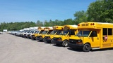 BUS AUCTION! Over 100 Buses from Carrier Coach!