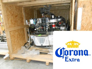 Available Now!- Surplus Equipment from On-Going Operations of Constellation Brands