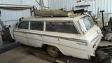 6/6 Body, Chassis & Engine Parts for Mostly 1962 Chevy