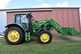 CLEAN JOHN DEERE FARM RETIREMENT AUCTION FOR BOB & JOYCE GILL