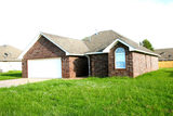New 1564 Sq. Ft. Brick Home - Fletcher, OK