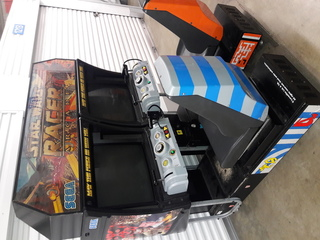 CLOSING MON! VA ARCADE GAMES AUCTION LOCAL PICKUP ONLY