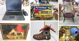 Taylors, SC - Furniture, Collectible Toys, Computer Equipment, Decor & More! - Online Only Auction