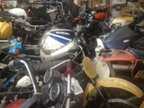 Classic Motorcycles and Parts ON-LINE AUCTION