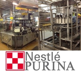 Available Now! Surplus Equipment from the Ongoing Operations of Nestle Purina