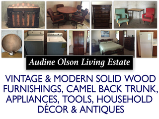 Vintage and Modern Furnishings, Household Décor & Antiques
