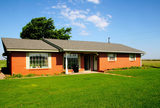 1624+ Sq. Ft. Brick Home w/ 10+ acres East Of Eakly, OK