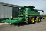 Auction of Large Late Model Farm Machinery - Sat. Sept. 17th @ 10 A.M.