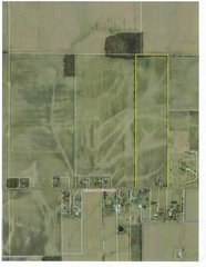 Aerial Map of 40 Acres