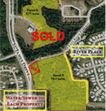 Development Parcels FOR SALE