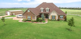 07/26 Beautiful Home & 5± Acres - 154± Acres of Good Grass - Nice Farm Equipment