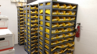 LARGE AIRCRAFT PARTS INVENTORY FOR IMMEDIATE SALE - Gallivan