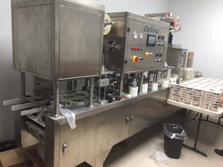 VA 1 YEAR OLD FOOD PACKING MACHINE AUCTION LOCAL PICKUP ONLY