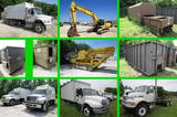 HUGE Online-Only Equipment Auction