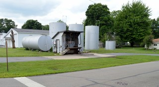 Bulk Plant on .21 Acres with Tanks and Pump System
