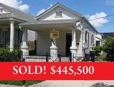 SOLD! Uptown Single Family Home with Off Street Parking!