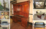 Greenville, SC - Law Office Furniture, Appliances,  Decor & More! - Online Only Auction