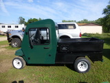 Equipment and Golf Cart Online Only Auction