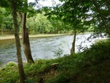ABSOLUTE AUCTION - River Homes & Lots on The Greenbrier River at Alderson/Glen Ray
