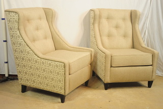Bassett Accent Chairs 1132.Online Southern Market Auction Rh Lee Company