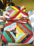 Costume Jewelry, Quilts, Tools and Much More