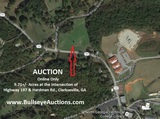 9.71+/- Acres at the Intersection of Hwy. 197 & Hardman Rd., Clarkesville, GA