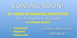 UPCOMING MULTI-PROPERTY AUCTION