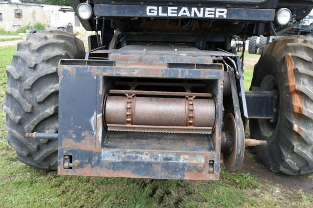 Gleaner single point hookup
