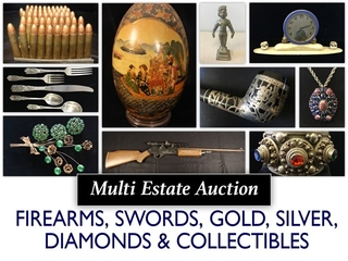 Estate Auction: Firearms, Jewelry, Household & Collectibles | North Kansas City MO