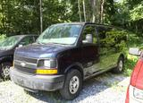 2008 Chevrolet Express Flex Fuel Stabletrak AWD