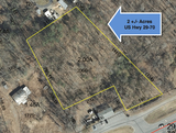 2+/- Acre Lot Zoned Commercial/Industrial