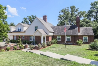 Owner Ordered Auction: 4 Bedroom, 1.5 Story Home on 8.76 Acres with 6 Garages and Outbuilding in Park Hill School District | Kansas  City, MO