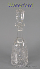 Waterford Decanter, Stems, & Other Pieces
