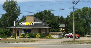 Real Estate Auction - Restaurant Building - Former Subway - Great Corner Lot Near Sunset Bay Beach!