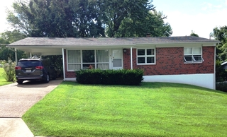 3 bedroom brick ranch: